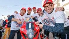 SBK: Suzuki Campione del Mondo Endurance a Most