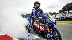 SBK: BSB: Mackenzie hat-trick with the title in his pocket, Bridewell runner-up