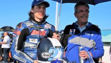 SBK: Mattia Casadei con Keope Motor Team nel CIV Superbike a Vallelunga