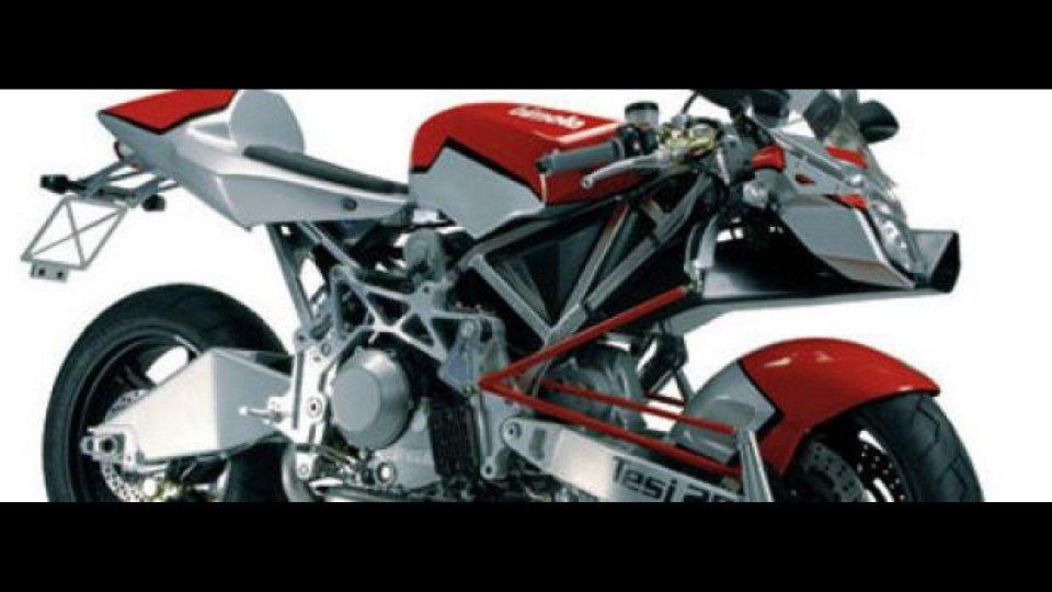 Moto - News: Bimota Tesi 2D