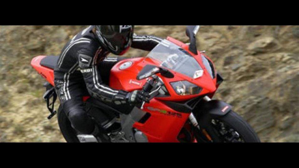 Moto - News: Derbi GPR 125