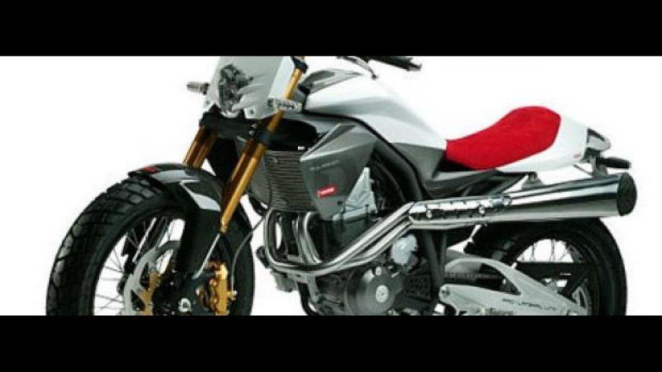 Moto - News: Derbi Mulhacen 659