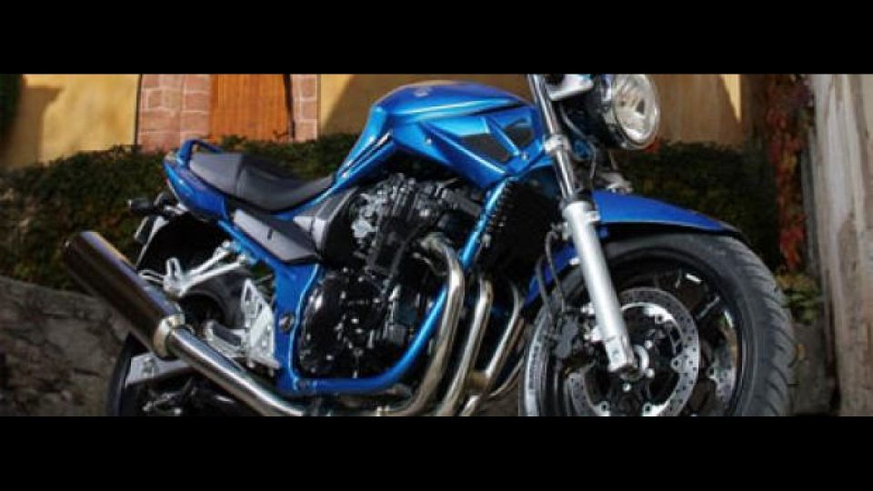 Moto - News: Suzuki Bandit 650