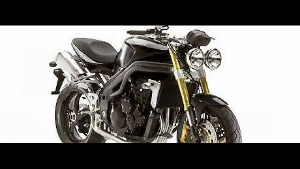 Moto - News: Triumph Speed Triple 1050
