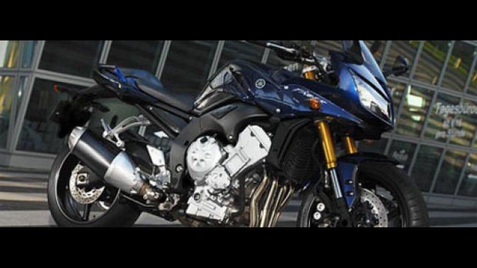 Moto - News: Yamaha FZ1 1000