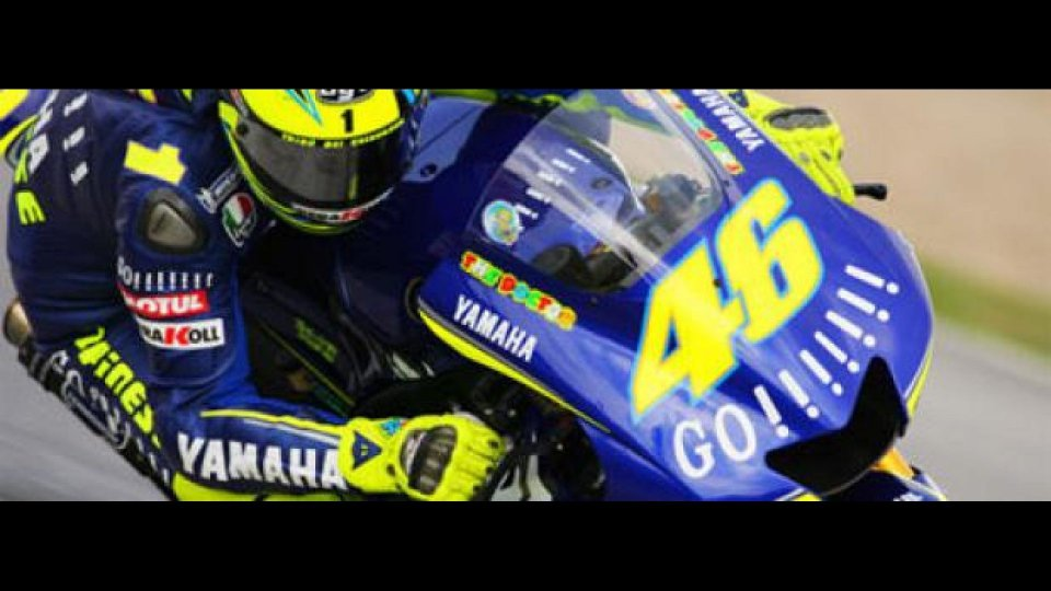 Moto - News: Rossi in Subaru