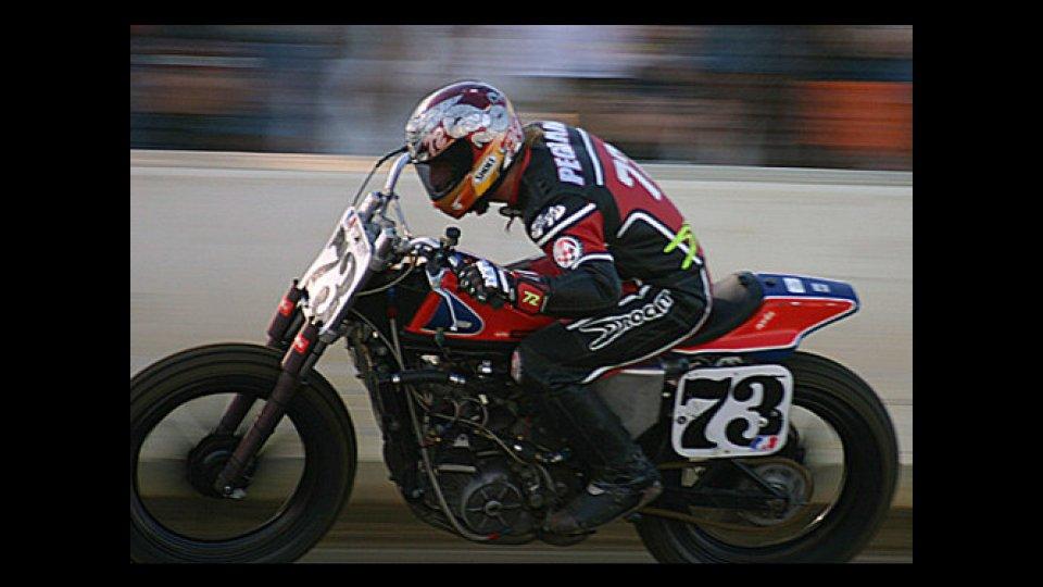 Moto - Gallery: Aprilia Falco Dirt Track