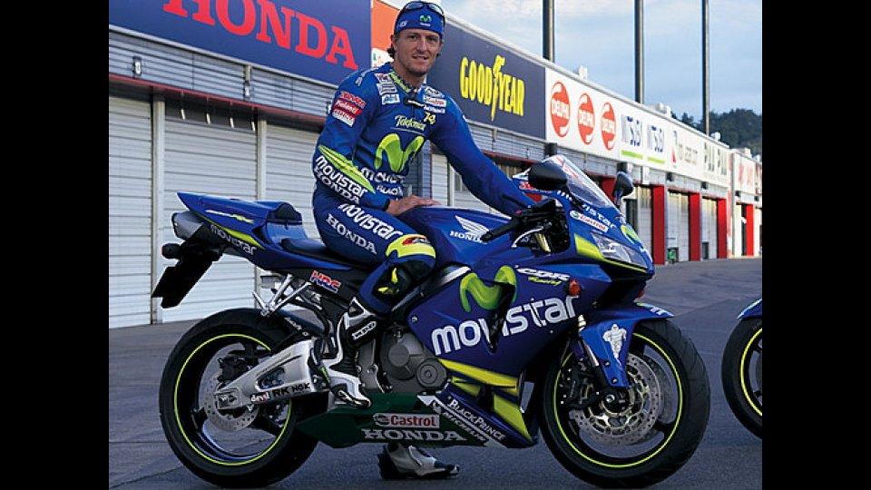 Moto - Gallery: Honda CBR 600 RR Movistar