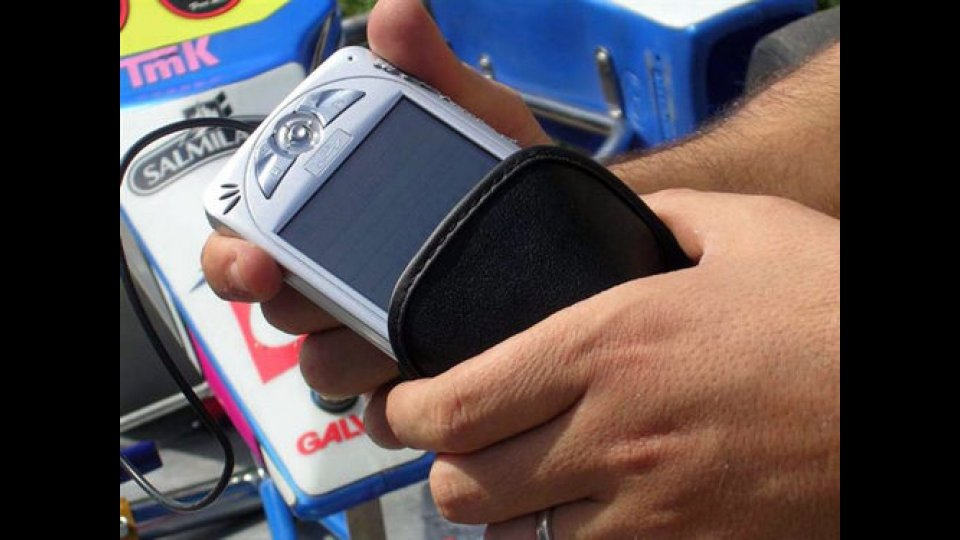 Moto - Gallery: X-Crono-T GPS