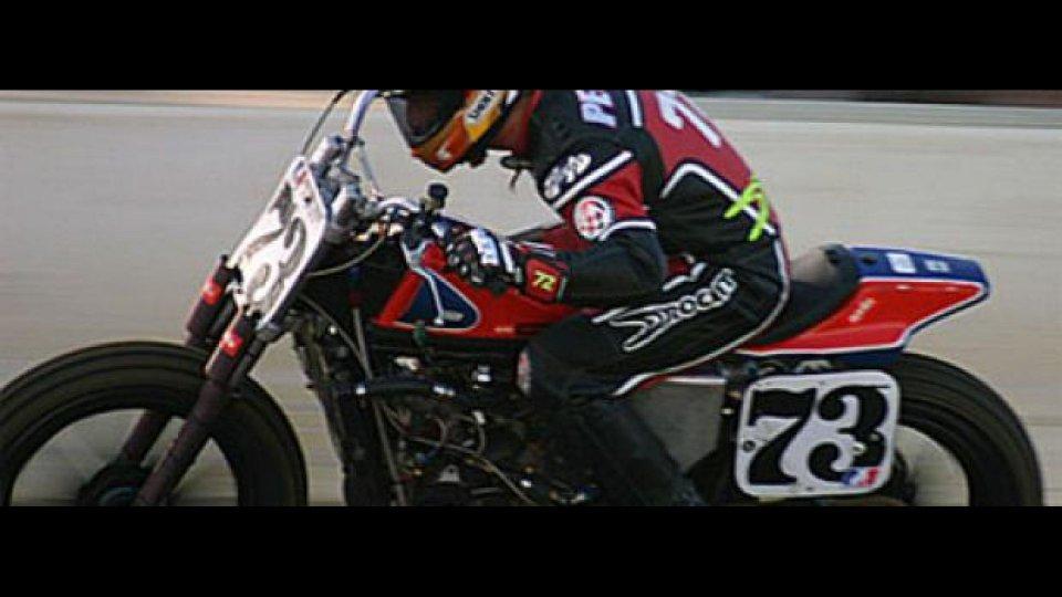 Moto - News: Aprilia Falco Dirt Track