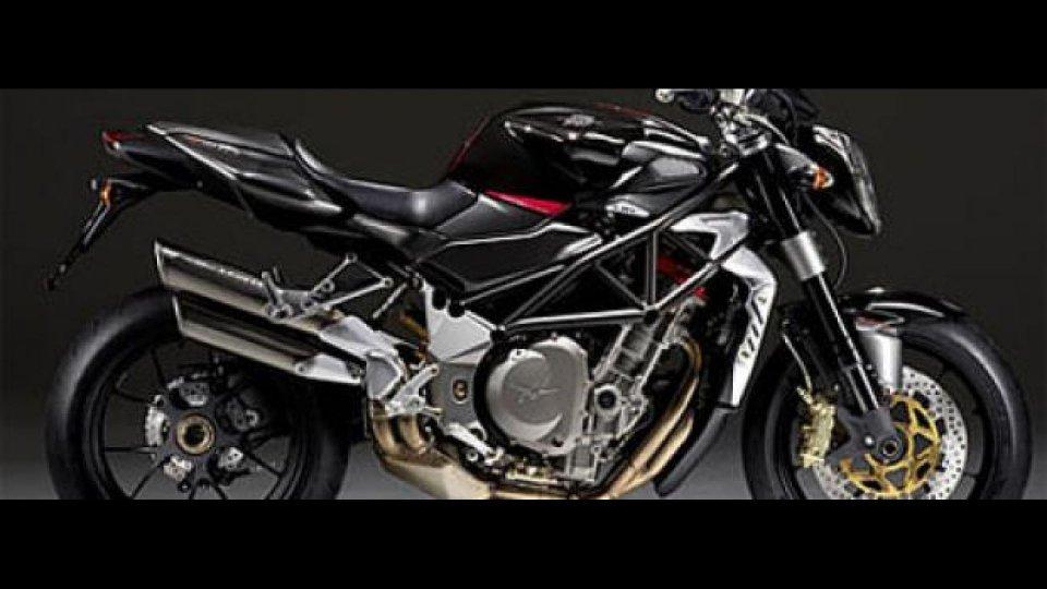 Moto - News: MV Agusta Brutale 910 R