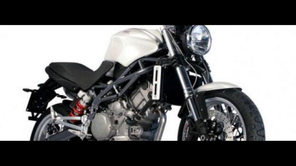Moto - News: Moto Morini 9 1/2