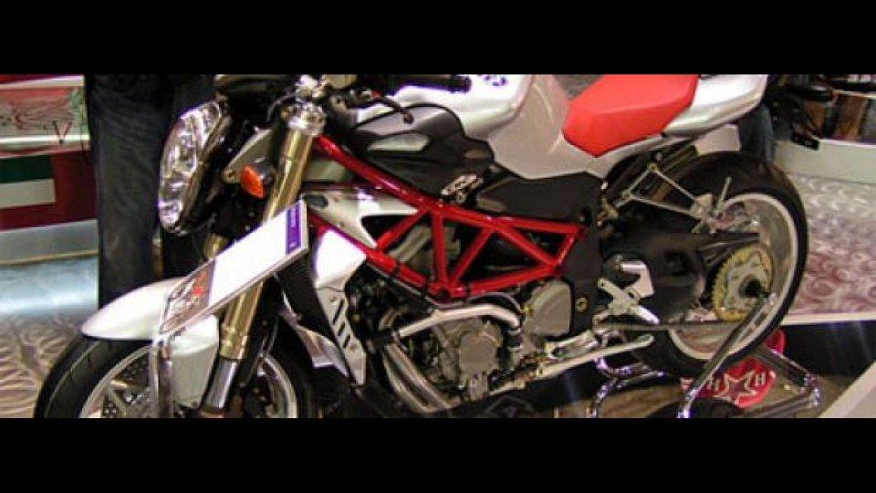 Moto - News: MV Agusta a GeVi