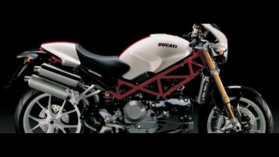 Moto - News: Ducati Monster S4RS