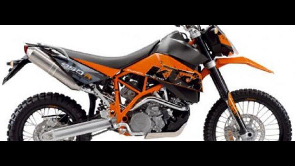 Moto - News: KTM Super Enduro 950R