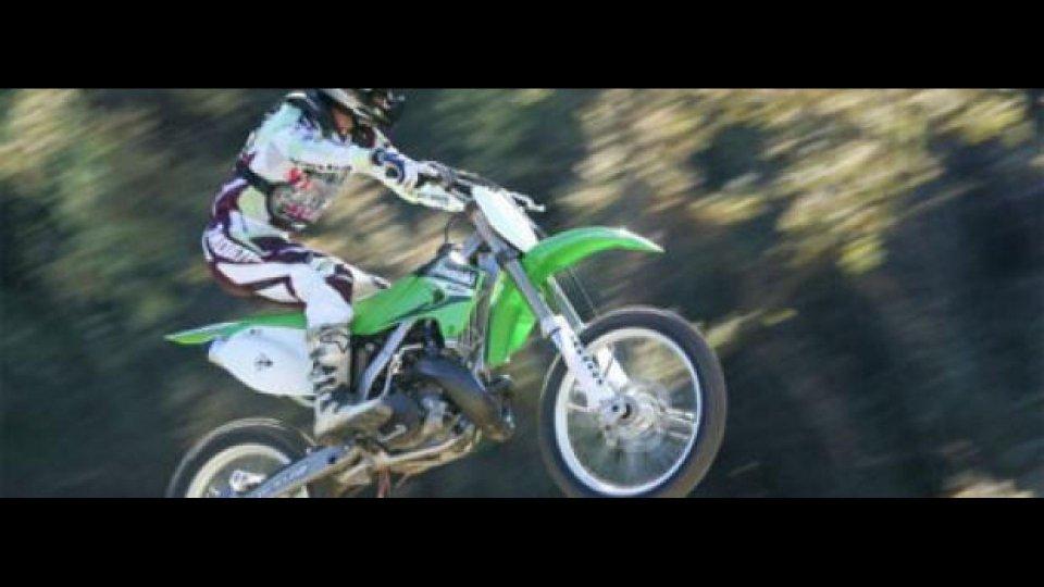 Moto - Test: Alla KX 250 il Master Cross
