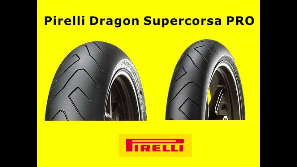 Moto - Gallery: Pirelli Supercorsa Pro