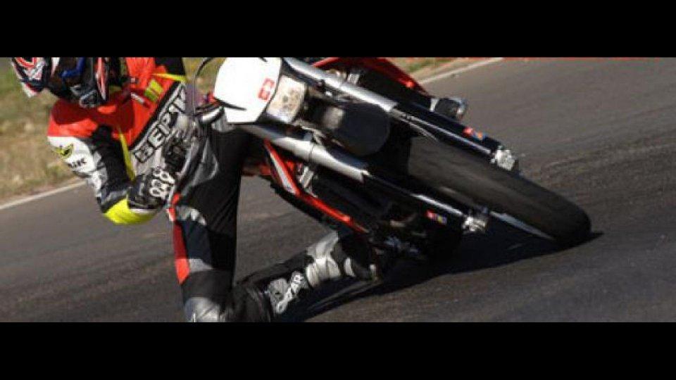 Moto - News: Aprilia SXV / RXV: test