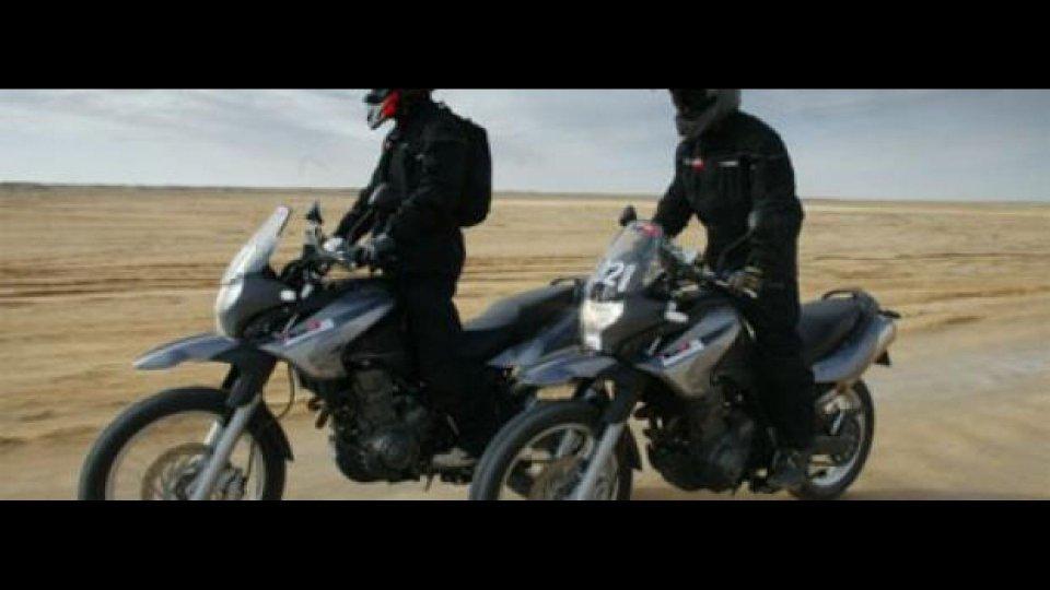 Moto - News: Aprilia Raid Me