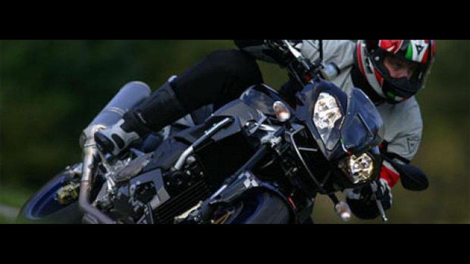 Moto - News: Aprilia Tuono: provala!
