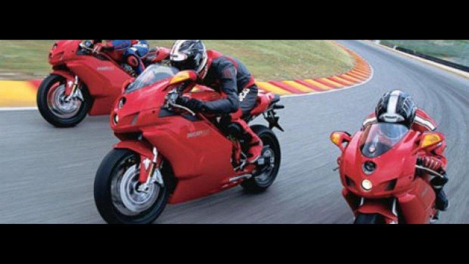 Moto - News: Ducati a Invenstindustrial