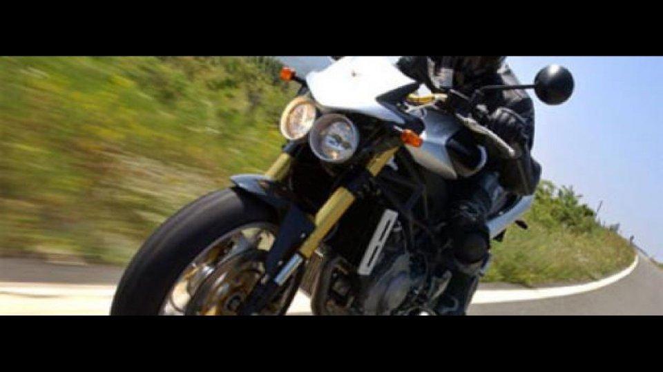 Moto - News: Moto Morini Corsaro: provala!