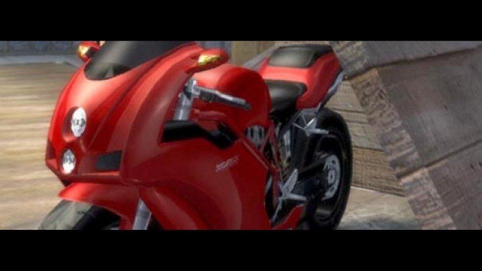 Moto - Test: Ducati per Lara