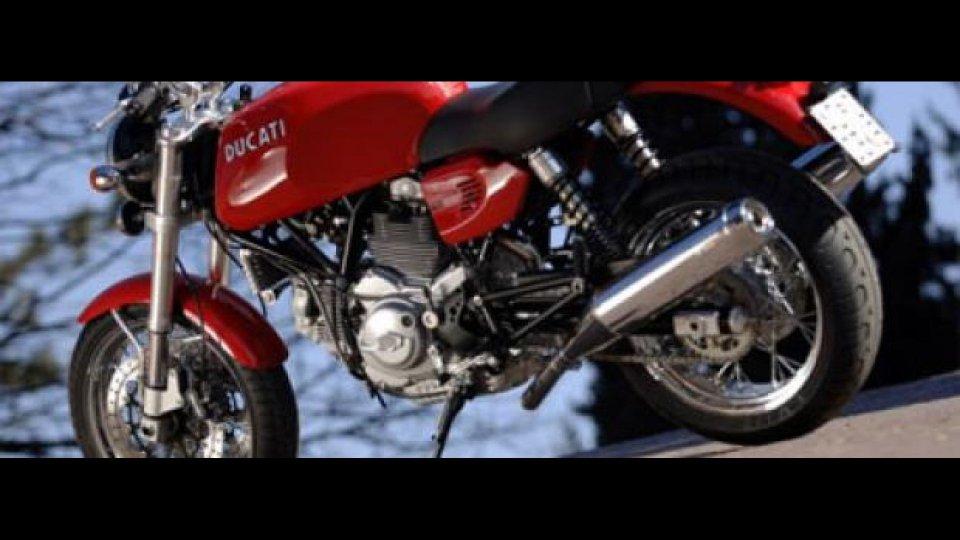 Moto - News: Ducati GT 1000