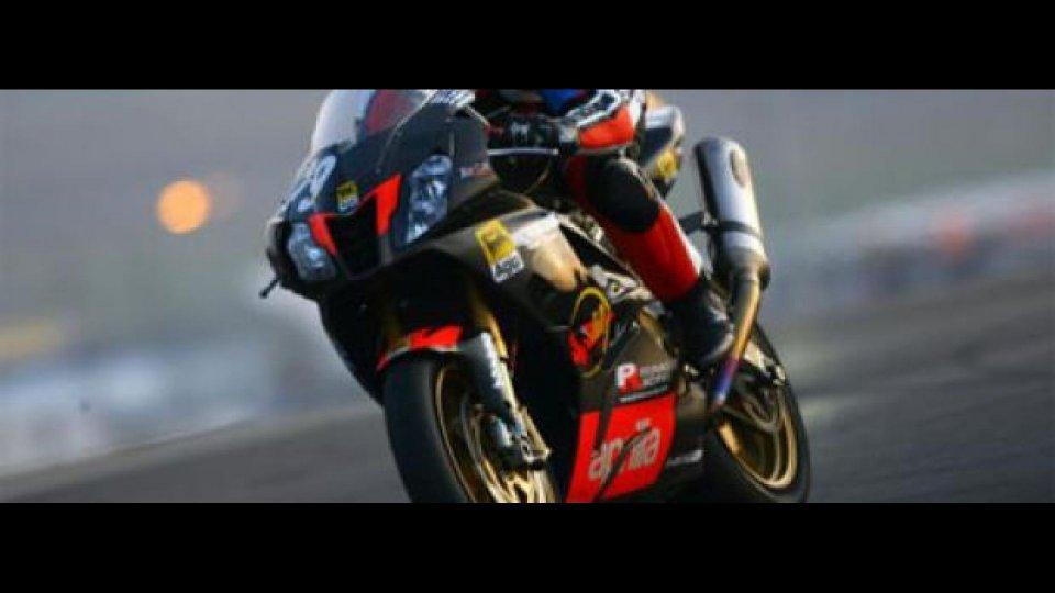 Moto - News: Aprilia RSV OK a LeMans