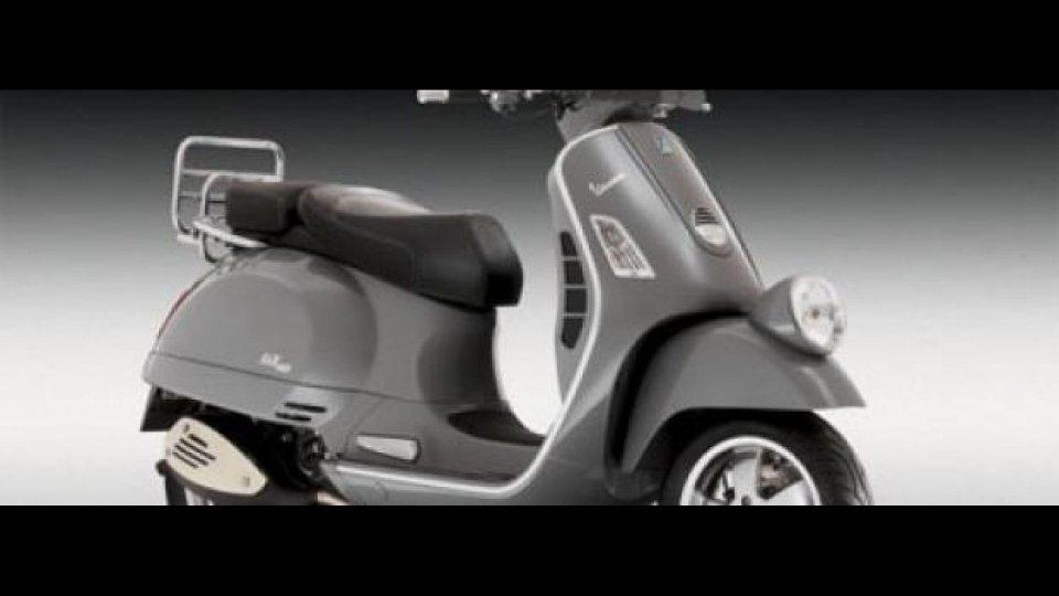 Moto - News: Vespa GT 60°