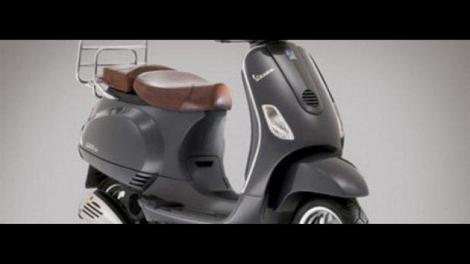 Moto - News: Vespa LXV