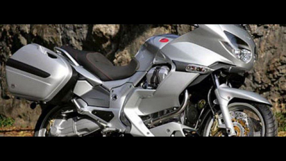 Moto - News: Moto Guzzi Norge 1200