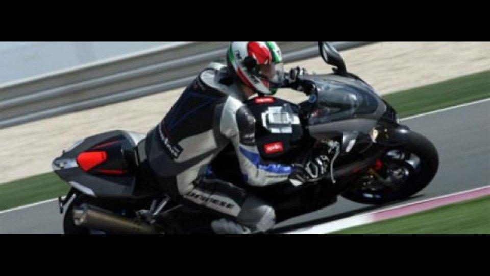 Moto - News: Demo ride Aprilia RSV 2006