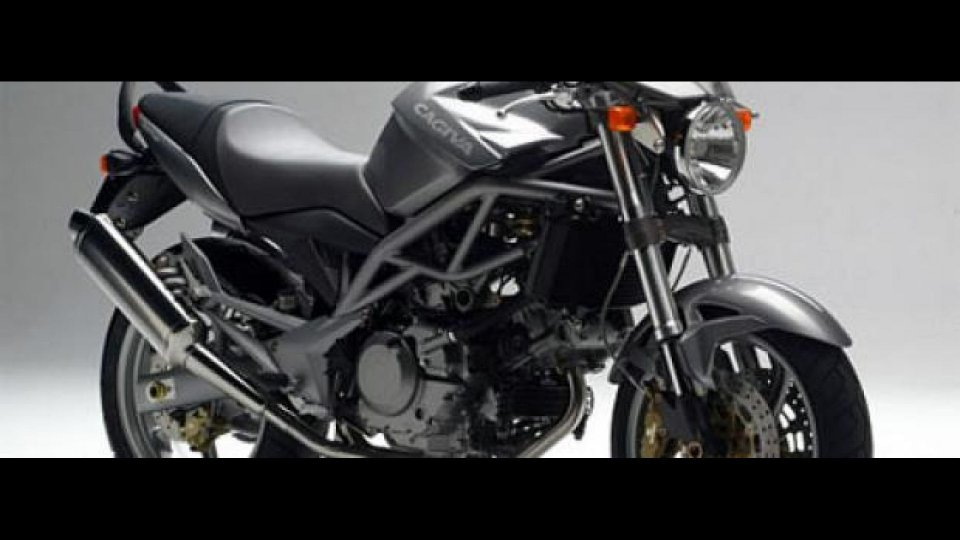 Moto - News: Cagiva Raptor 650