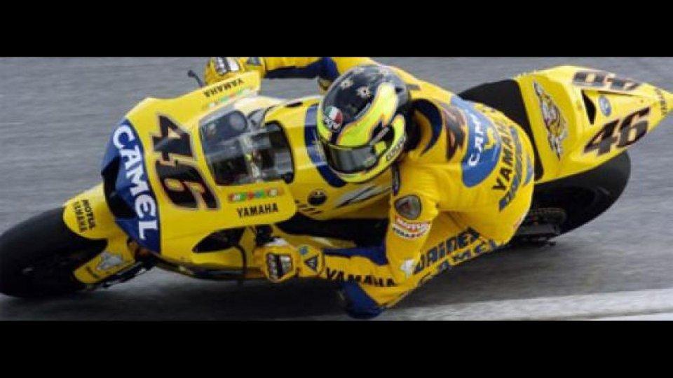 Moto - News: Rossi - Yamaha