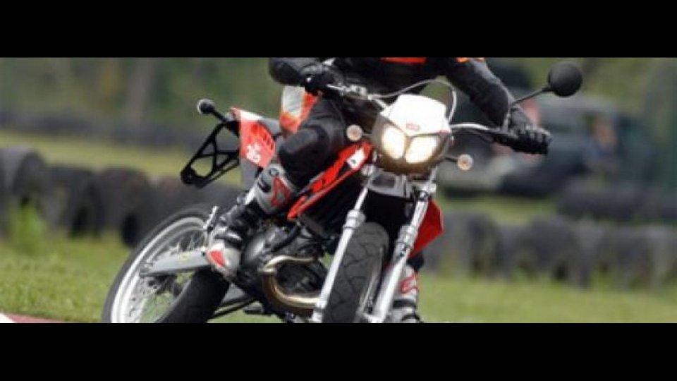 Moto - News: Aprilia Moto 50 : TEST