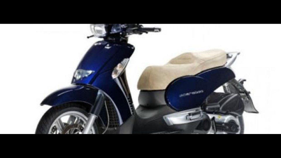 Moto - News: Aprilia Scarabeo 400