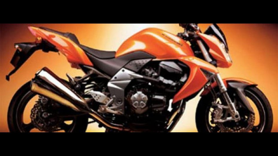 Moto - News: Kawasaki nuova Z1000