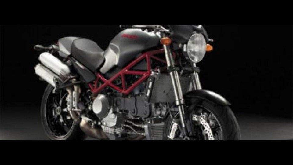 Moto - News: Ducati Monster S4R Testastretta