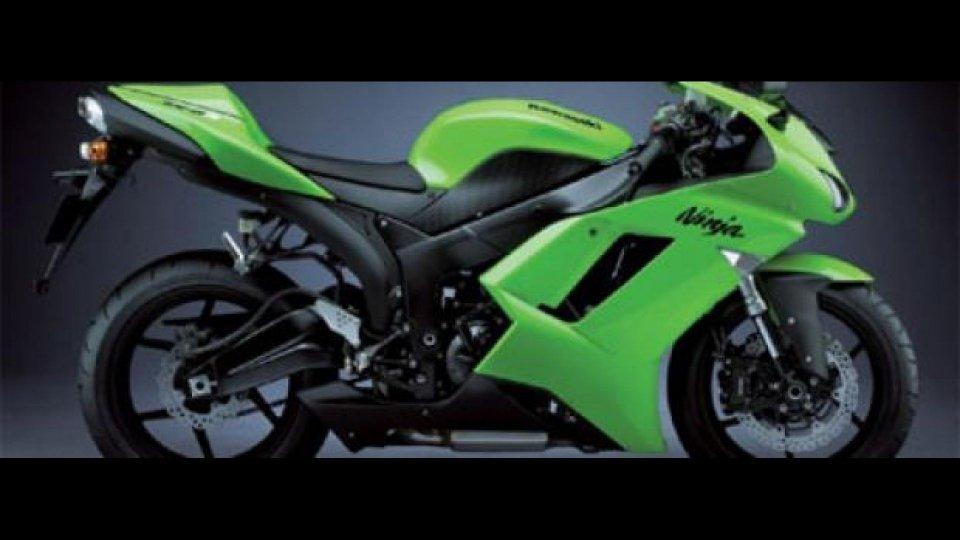 Moto - News: Kawasaki ZX-6R 2007 - VIDEO