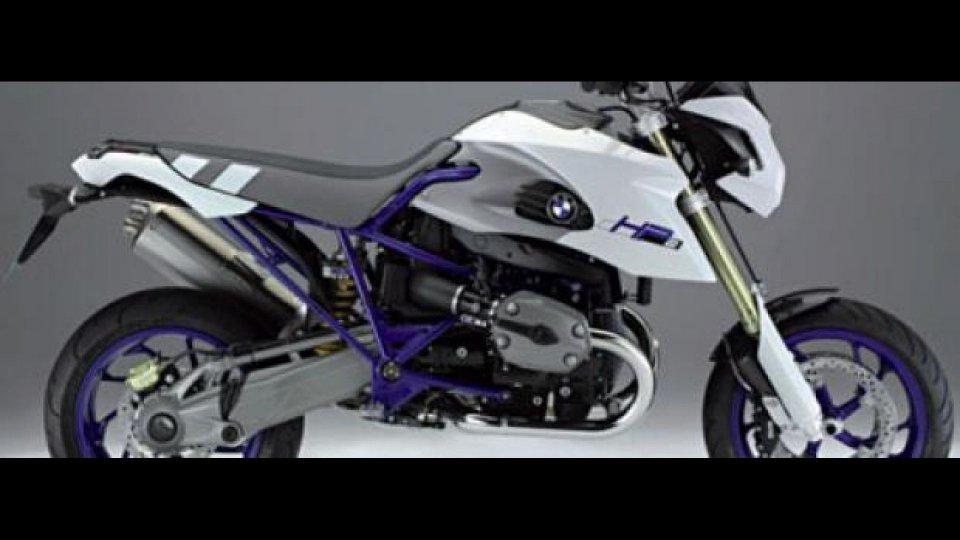 Moto - News: BMW HP2 Megamoto