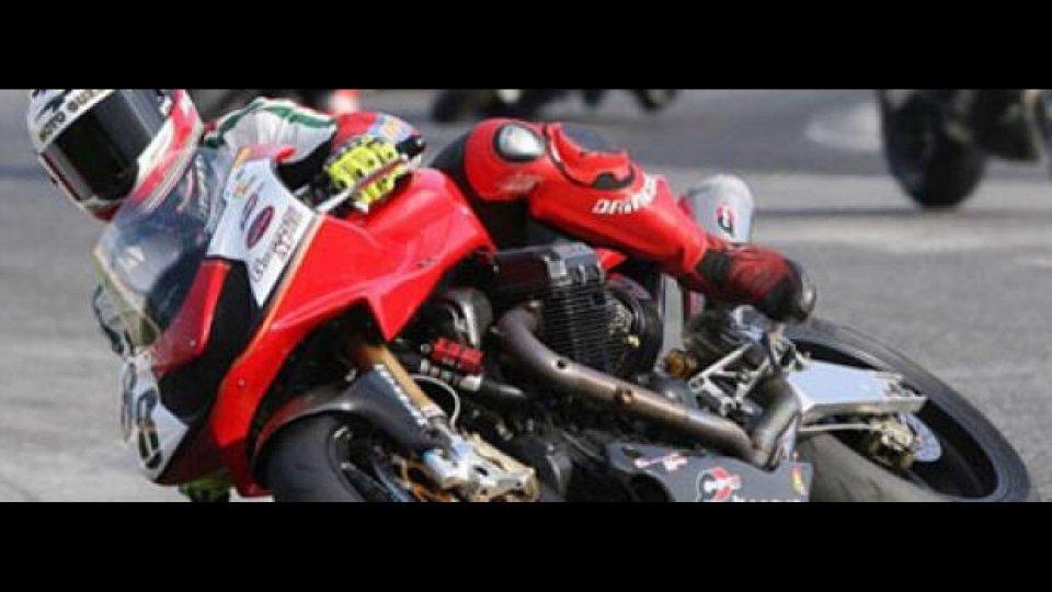 Moto - News: Alla MGS 01 il Supertwins