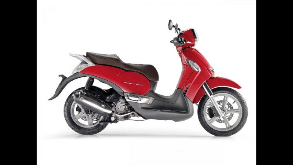 Moto - Gallery: Aprilia Scarabeo 250