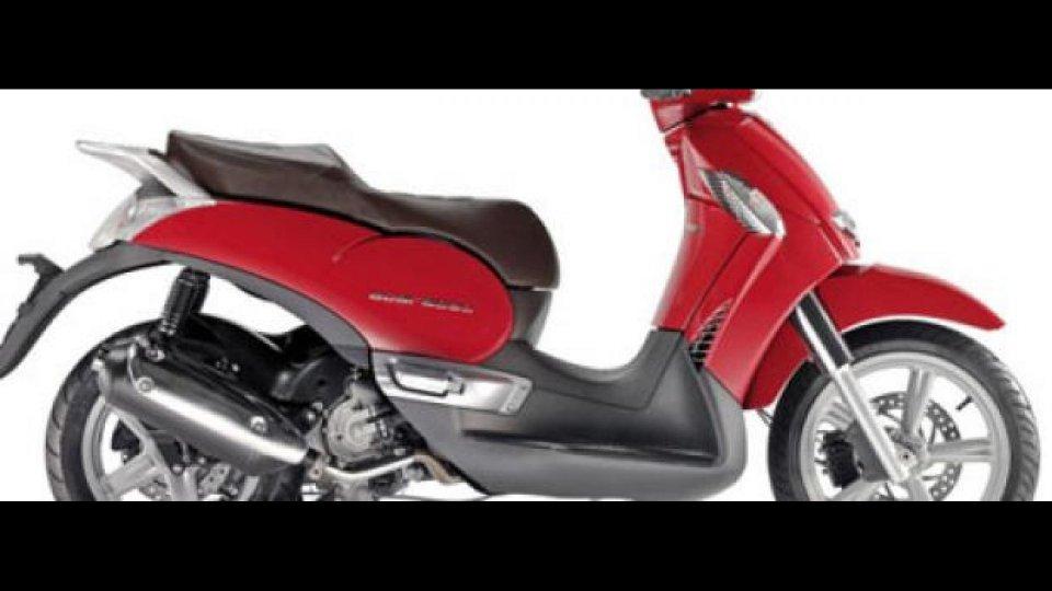 Moto - News: Aprilia Scarabeo 250