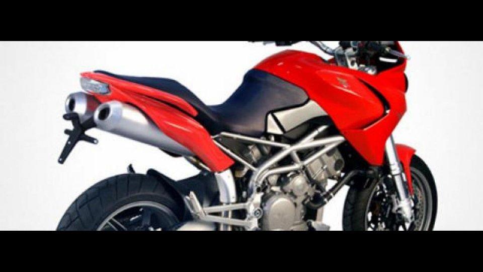 Moto - News: Moto Morini MM3