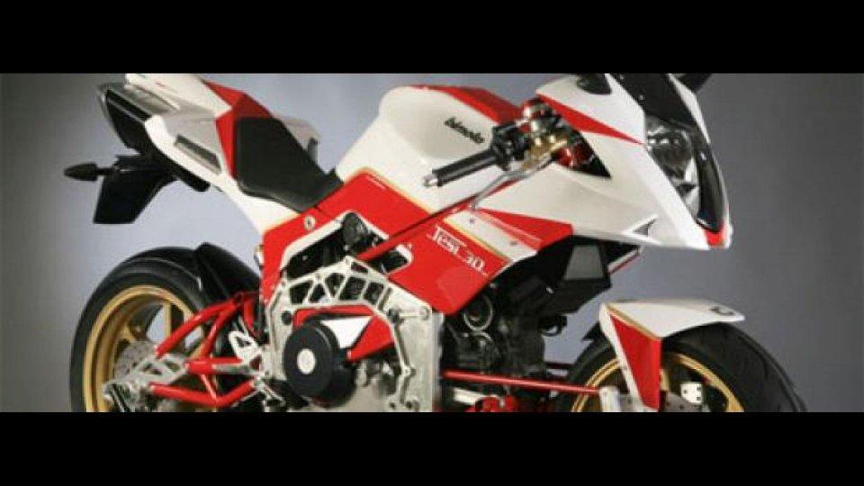 Moto - News: Bimota Tesi 3D