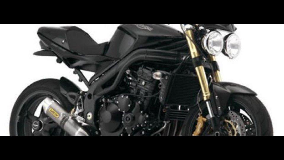 Moto - News: Speed Triple Carbon Kit