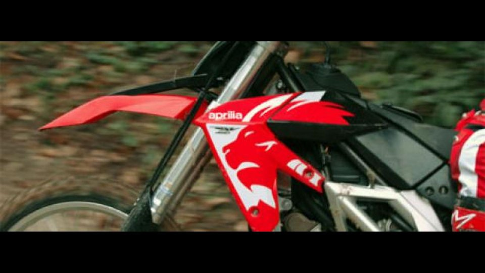 Moto - News: Aprilia Enduro Champions