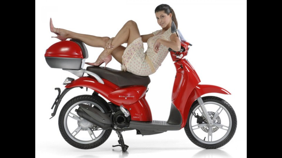Moto - Gallery: Aprilia Scarabeo 50 e 100 2007