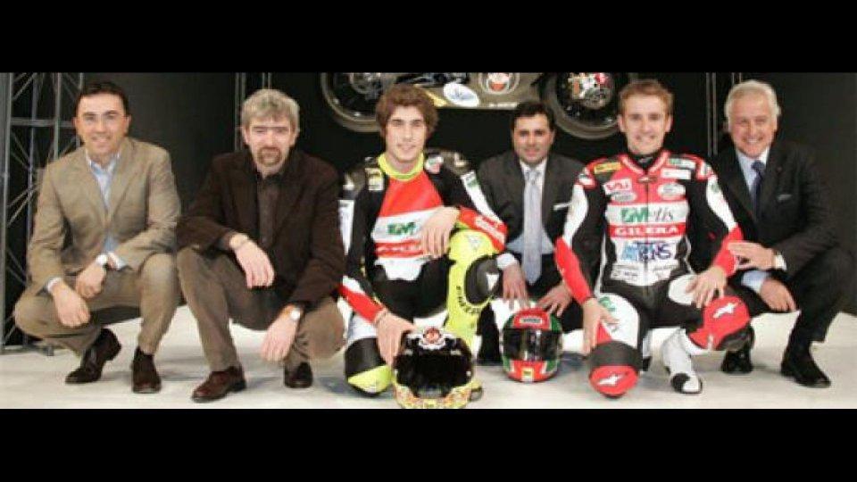 Moto - News: Squadra Corse Metis Gilera